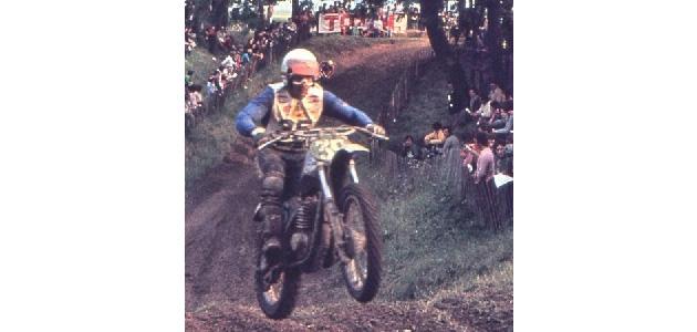 Daniel Péan : histoire du premier pilote de motocross Français vainqueur en Grand Prix. Partie 1