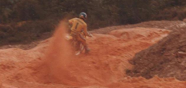 Un circuit de sable dans le sud !