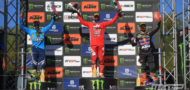 Ma première victoire en Grand Prix !