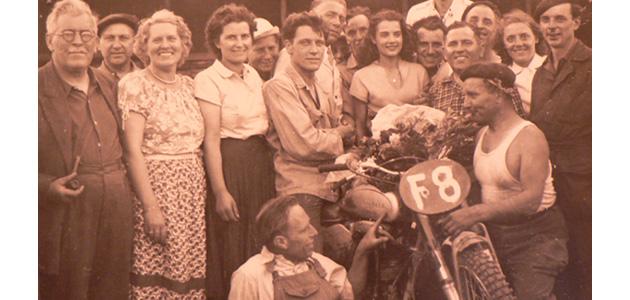 Ma première moto Belge
