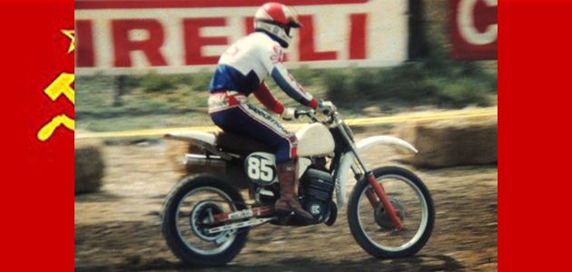 Voskhod, une moto soviétique