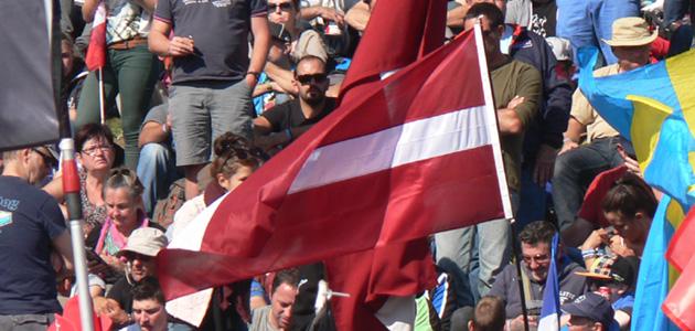 Lettonie, nouvelle place forte du motocross en Europe ?