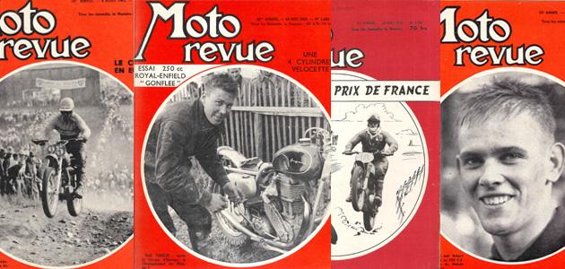 Stockage de vieux magazines