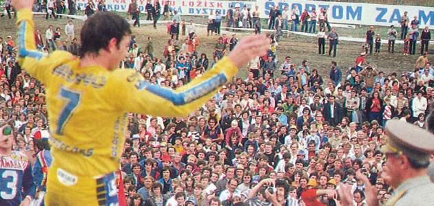 Sverepec, haut lieu du motocross mondial