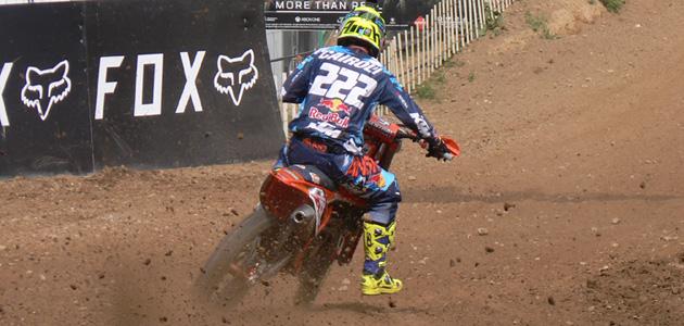 Palmarès Championnat du Monde 250cc - MXGP
