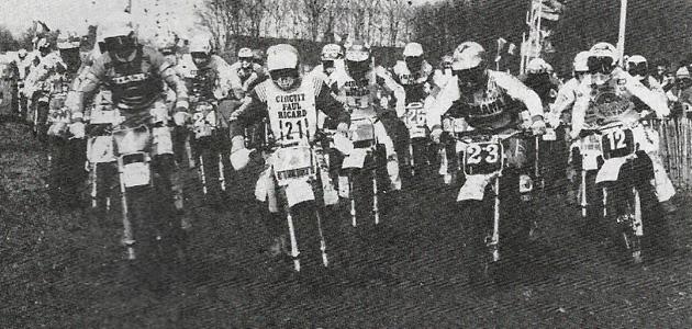 Championnat de France 1983 125cc 1/6