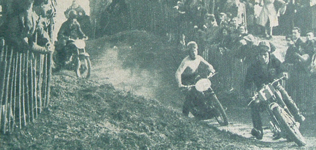 Les Championnats de France 1950.