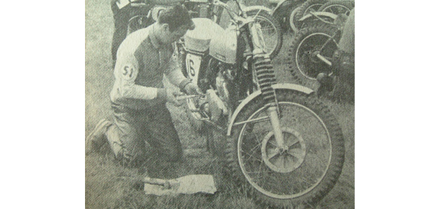 Grand Prix Angleterre 1963  500cc