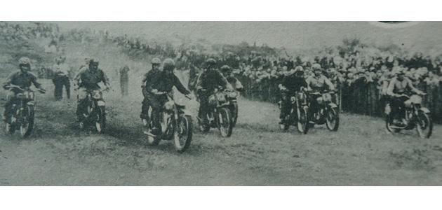 Les Championnats de France 1951