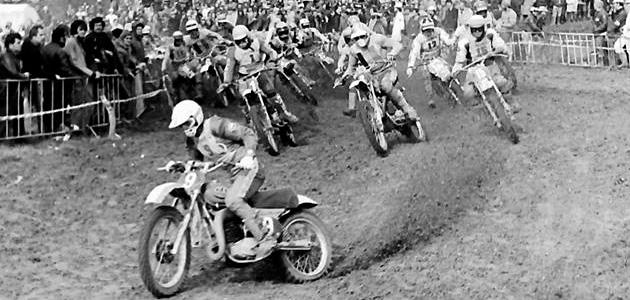 Grand Prix Belgique 1977  250cc
