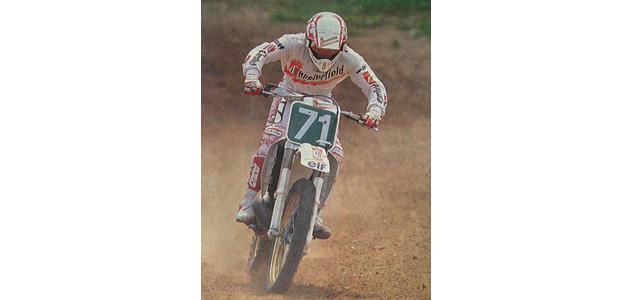 Grand Prix Suède 1990  250cc