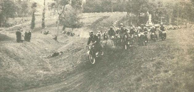 Les championnats de France 1955 - 500cc