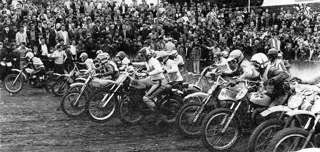 Grand Prix Pologne 1972  250cc