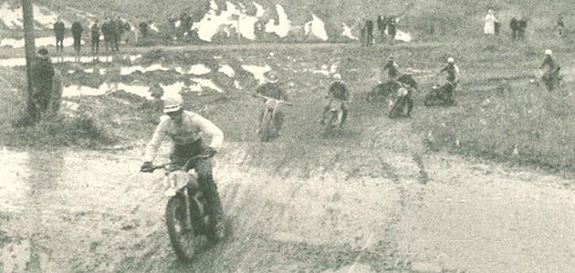 Grand Prix Suède 1962  250cc (1/2)