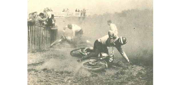 Les championnats de France 1956 - 500cc (1/4)
