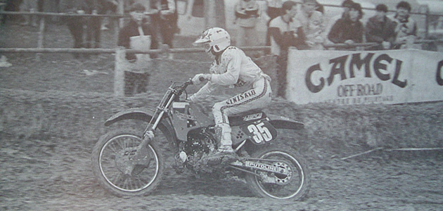 Grand Prix France 1986 125cc