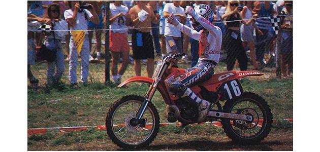 Grand Prix Etats-Unis 1989 250cc