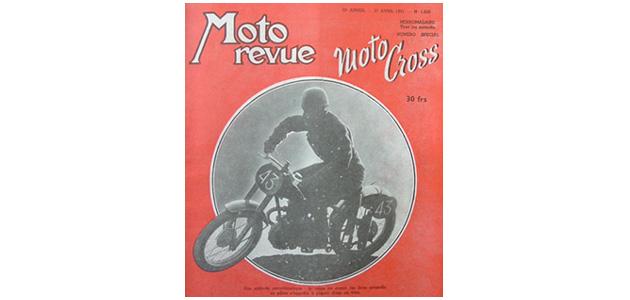 Moto Revue Spécial Motocross