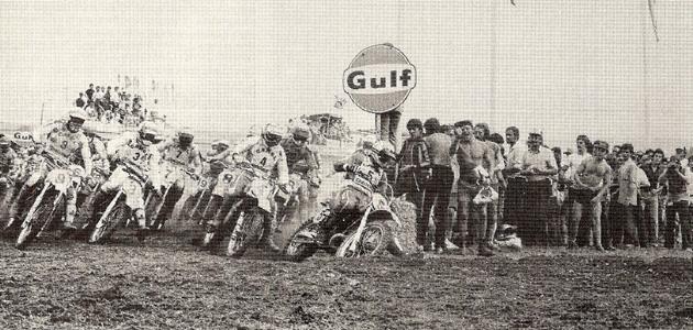Grand Prix Luxembourg 1980 500cc