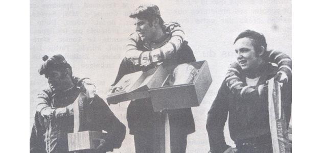 Série de Motocross hivernaux de la TV Tchèque / Motocross Zimní závody České televize 1973