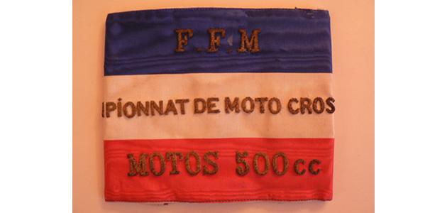 Palmarès Championnat de France 1950 500cc