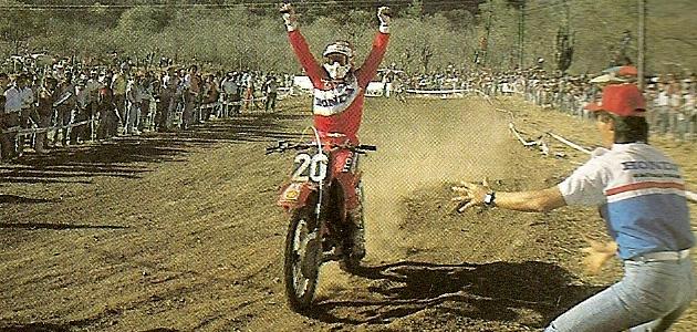 Grand Prix Argentine 1987 250cc