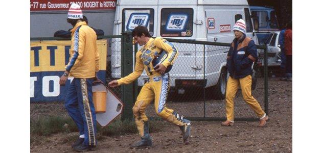 Saison : Championnat de France 500cc 1981, 1/3