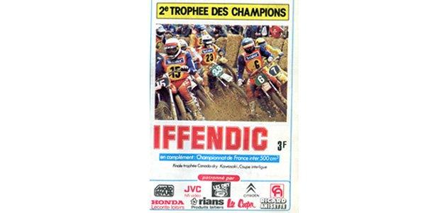 Saison : Championnat de France 500cc 1981, 2/3