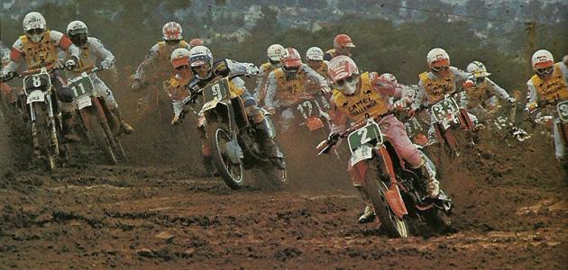 Grand Prix Afrique du Sud 1985 250cc