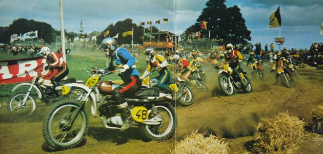 Grand Prix Belgique 1973 500cc