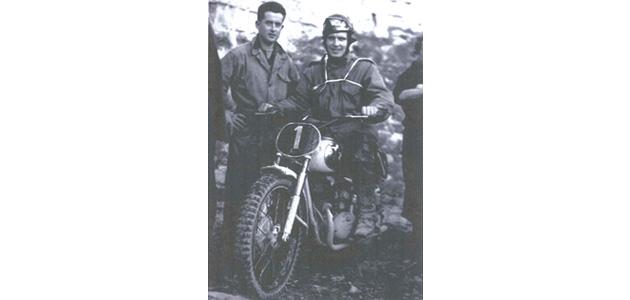 Palmarès Championnat de France 1950 250cc
