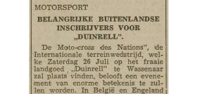 Palmarès Motocross des Nations