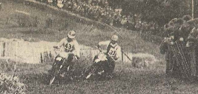 Les championnats de France 1956 - 500cc (2/4)