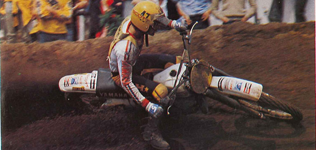 Grand Prix Hollande 1980 500cc