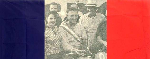 Les championnats de France 1956 - 500cc (3/4)