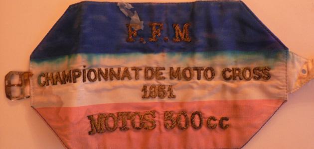 Palmarès Championnat de France 1951 500cc