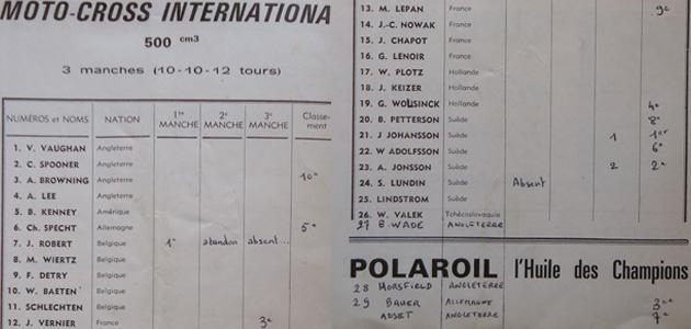 Remalard 1970
