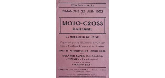 Programme Torcé 1952