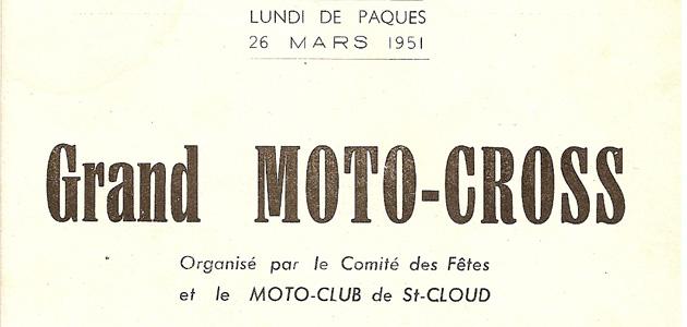 Programme Thomer 1951