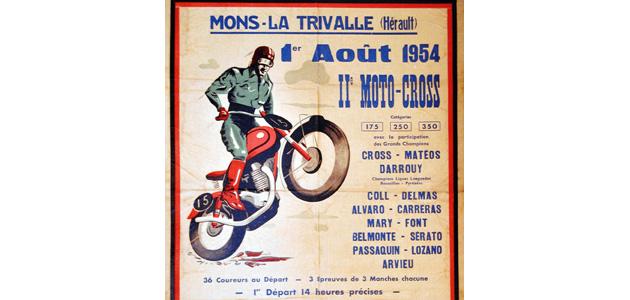 Mons la Trivalle 1954