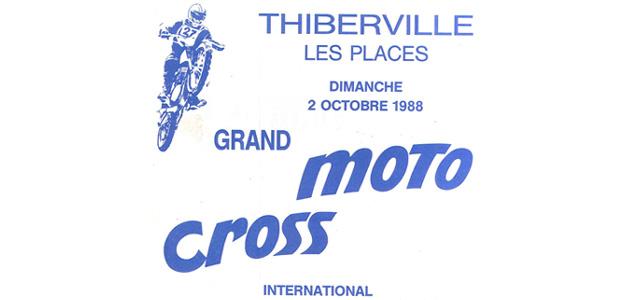 Programme Thiberville 1988