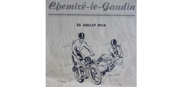 Programme Chemire 1954