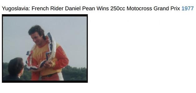 Grand Prix Yougoslavie 250cc 1977