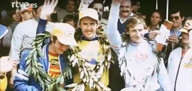 1979 Grand Prix Espagne 250cc